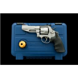 S& W Model 627-5 Pro-Series Double Action Revolver