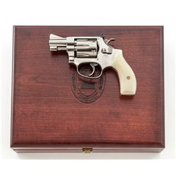 Custom Smith &  Wesson Model 34-2 Revolver