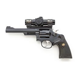 Custom Smith & Wesson Model 19-6 Revolver