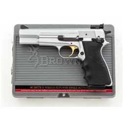 Browning Hi-Power Semi-Automatic Pistol