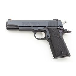 Customized Colt MK IV Series 70 Gov't Model Pistol