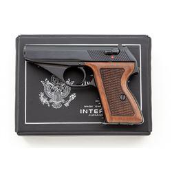Post-War Mauser HSc Semi-Automatic Pistol