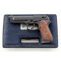 Mint Beretta Model 92F Semi-Auto Pistol