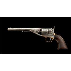 Colt Factory Conversion Perc. Model 1861 Navy Revolver