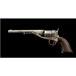Colt Factory Conversion Perc. Model 1861 Navy Revolver