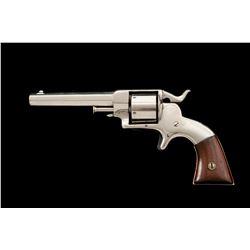 Allen  Wheelock Sidehammer Pocket Revolver