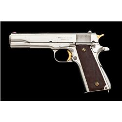 WWII Ithaca Model 1911-A1 Semi-Automatic Pistol