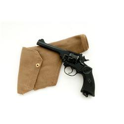 British Webley Mk IV Double Action Revolver