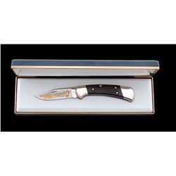 Buck ''Gray Ghost'' Folding Knife