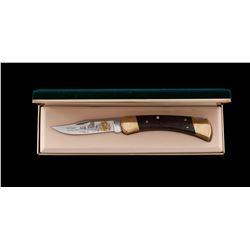 Buck ''Merle Haggard'' Model 110 Knife