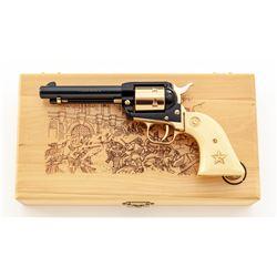 Colt Frontier Scout Alamo Model Revolver