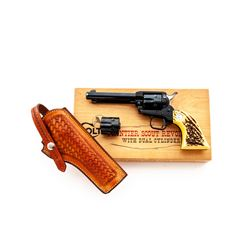 Boxed Dual Cylinder Colt Frontier Scout Revolver