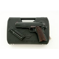 German Sport Guns (GSG) 1911-CA Semi-Auto Pistol