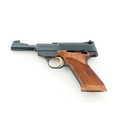 Belgian Browning Challenger Semi-Automatic Pistol