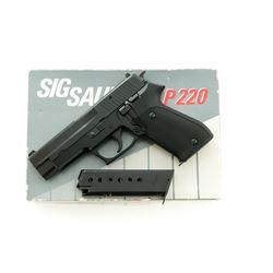 West German Sig Sauer P220 Semi-Auto Pistol