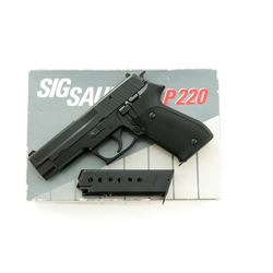 West German Sig Sauer P220 Semi-Auto Pistol
