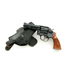 S& W Model 10-6 Double Action Revolver