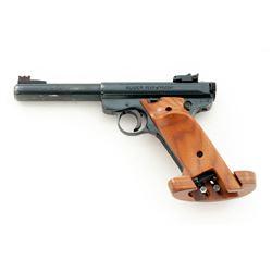 Modified Ruger MK II Semi-Auto Target Pistol