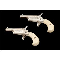 Pair. Colt 4th Model Derringers