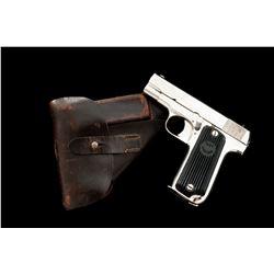 Nazi marked Spanish Unique Semi-Auto Pistol