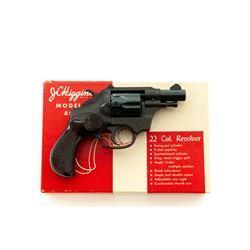 J.C. Higgins Model 88 Double Action Revolver