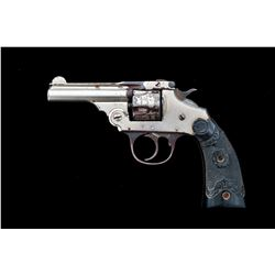 Iver Johnson Third Model Double Action Revolver
