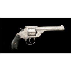 Iver Johnson 2nd Model Safety Auto Hammer Revolver