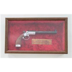 Hy Hunter Single Shot Spurtrigger Pistol