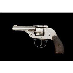 Iver Johnson Hammerless Top-Break Revolver