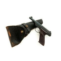 High Standard M-101 Dura-Matic Semi-Auto Pistol