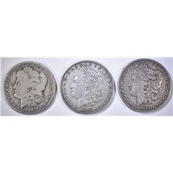CIRC MORGAN DOLLARS: