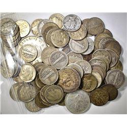 $8.35 FACE VALUE 90% SILVER COINS