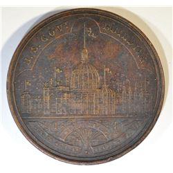1893 COLUBIAN EXPO TREASURY DEPARTMENT TOKEN