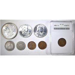 MIXED COIN LOT