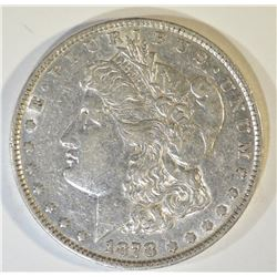 1878 7TF MORGAN DOLLAR, XF