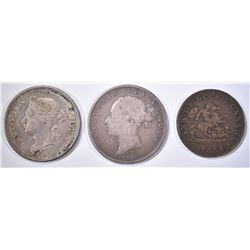 CANADIAN COIN LOT: