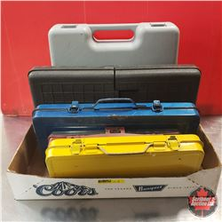 Tray Lot: Variety Tools (Cordless Drill, Sockets, Tool Kits)