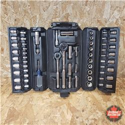 Craftsman Compact Socket Set: Metric & Imperial