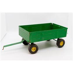 John Deere wagon 1:16