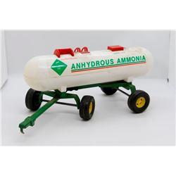 Anhydrous ammonia tank 1:16