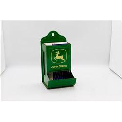 John Deere match box