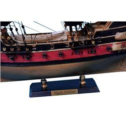 Captain Kidds Black Falcon Limited Model Pirate Ship 24  - Black Sails