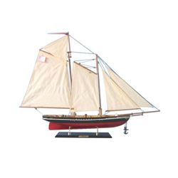 Wooden America Limited Model Sailboat 35""