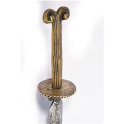 19thc European Composite Dagger