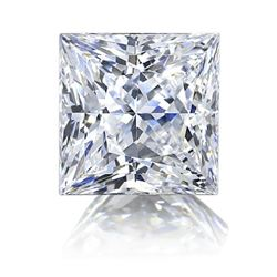 3ct Princess Cut BIANCO Diamond