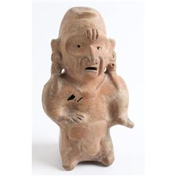 Guaranteed Original Pre-Columbian figurine.