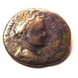 Provincial Bronze Coin of Elagabalus: Nicaea (218-222