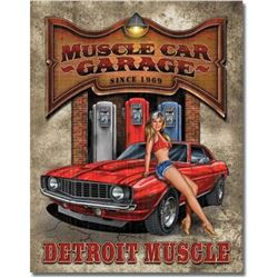 Legends - Muscle Car Garage