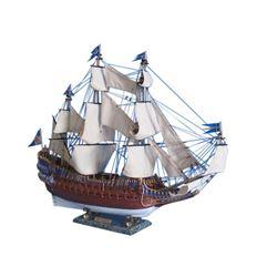 """Wasa Limited Tall Model Ship 32"""""""