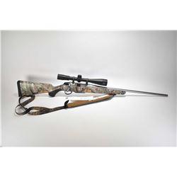 "Non-Restricted rifle Tikka model T3X, .270 Win short Mag 3 shot bolt action, w/ bbl length 24 1/2"" ["